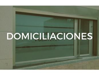 DOMICILIACIONES